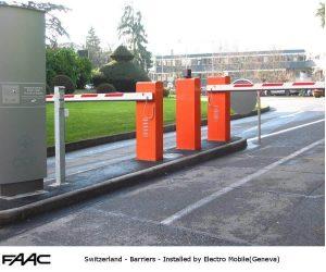 Barriers Geneva