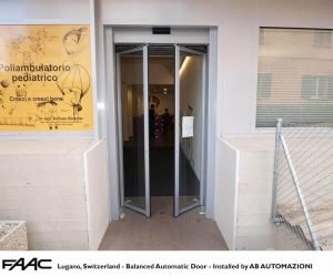 Automatic Door AB AUTOMAZIONI
