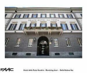 Hotel Sondrio Della Vedova